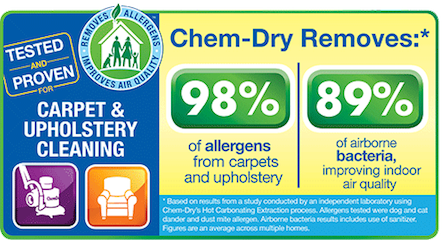 Carpet & Upholstery Cleaning | Chem-Dry
